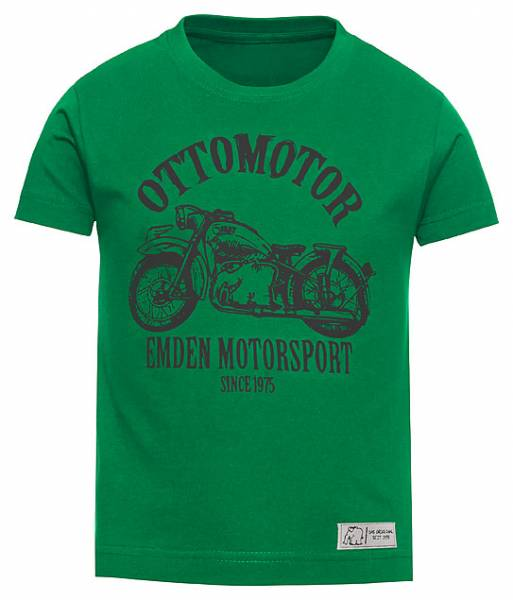 "Kinder T-Shirt ""Ottomotor"" by Otto Waalkes"