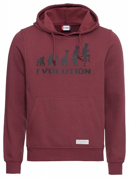 Ottifanten Hoodie Evolution by Otto Waalkes