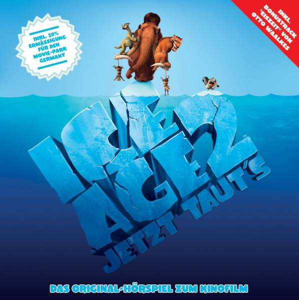 Ice Age 2 Jetzt taut´s CD