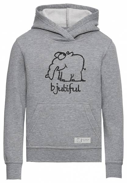 Kinder Hoodie Kapuzenpullover Bjutiful / Beautiful by Otto Waalkes