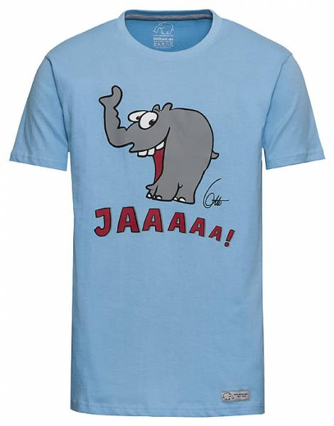 T-Shirt Lachender Ottifant by Otto Waalkes