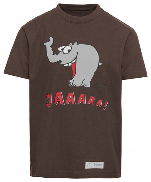 "Kinder T-Shirt ""Lachender Ottifant"" by Otto Waalkes"