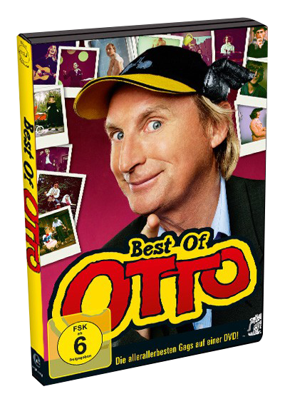 Best of Otto DVD