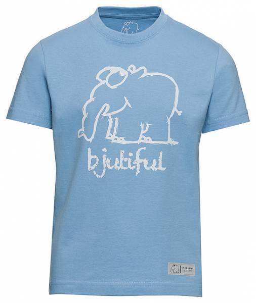 "Kinder T-Shirt ""Bjutiful"" by Otto Waalkes"