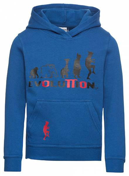 Kinder-Hoodie Evolution by Otto Waalkes