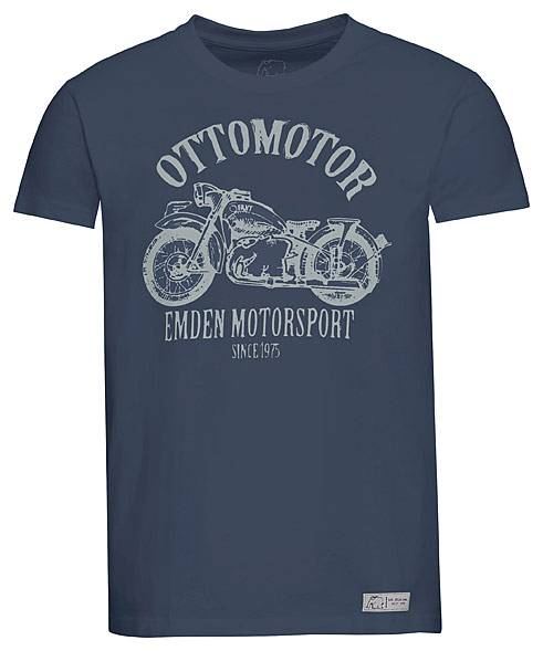 T-Shirt Ottomotor by Otto Waalkes