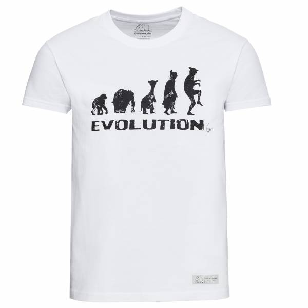 "T-Shirt ""Evolution"" Unisex by Otto Waalkes"