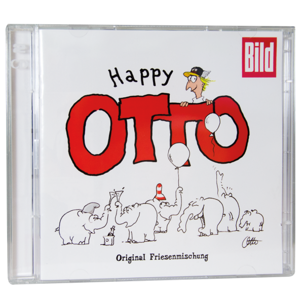 CD Happy Otto