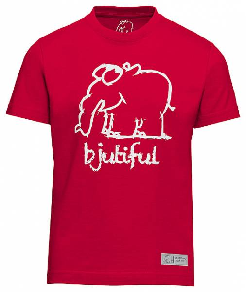 "T-Shirt ""Bjutiful"" Kinder by Otto Waalkes"